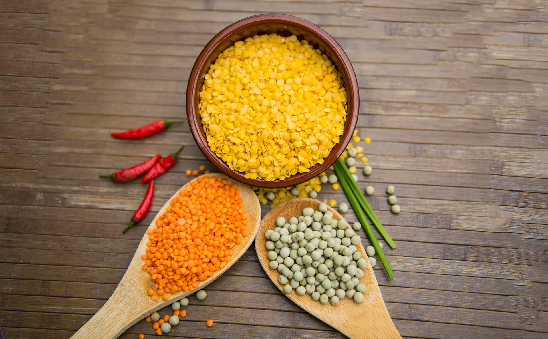 picture of pulses
