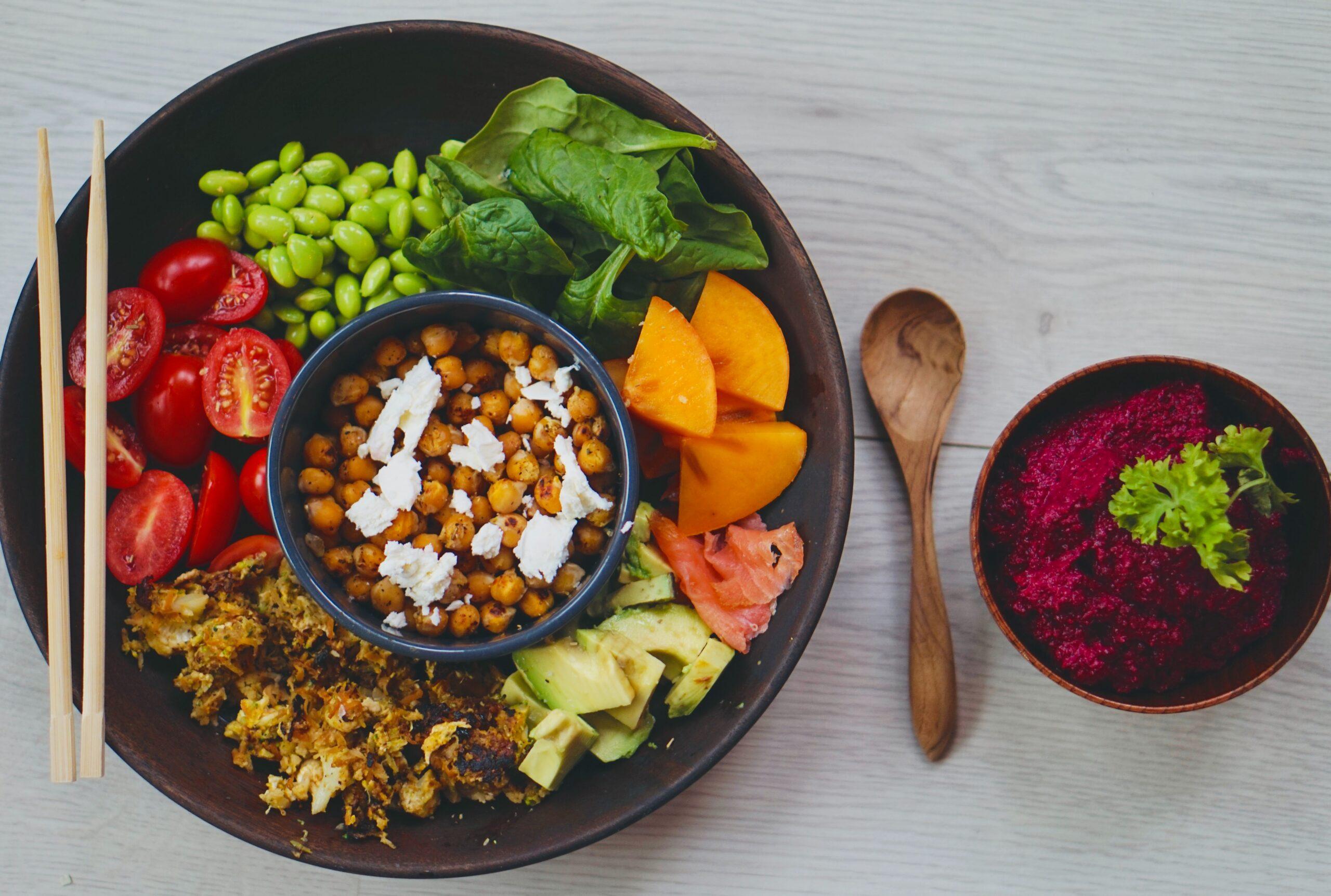 low calorie dense food